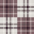 Plaid pattern - Stock Vector
