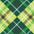 Royalty-Free Stock Vector Image: Plaid pattern