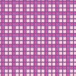 Seamless plaid pattern from knitted texture — Stock Vector #9937795