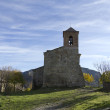 Stock Photo: Romanesque church of SantMaria