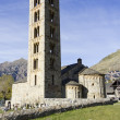 Romanesque church of SClemente de Taüll — Stock Photo #8117967