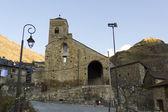 Romanesque Church — Stock Photo