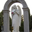 Statue of angel — Stock Photo #9076213