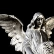 Statue of an angel — Stock Photo