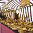 Medieval Fair, market — Stockfoto