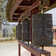 Prayer wheels — Stock Photo #9358070