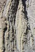 Textura en relieve de las rocas de cerca — Foto de Stock