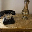Old and classic phone — Stock Photo #9706203