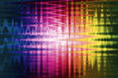 Abstract rainbow background — Stock Photo