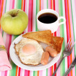 Classical breakfast — Foto Stock #10013001
