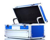 Box na nářadí izolované na bílém — Stock fotografie
