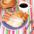Classical breakfast — ストック写真 #10139442