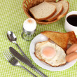 Classical breakfast — ストック写真 #10147588