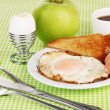 Classical breakfast — Foto Stock #10197643