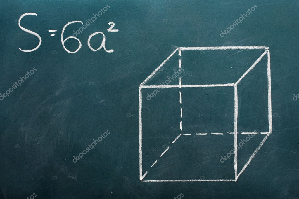 Math formulas written on the desk  Stock Photo #10197764