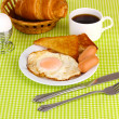 Classical breakfast — Stockfoto #10229000