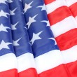 American flag background — Stock Photo #10259380