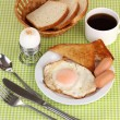 Classical breakfast — ストック写真 #10360893