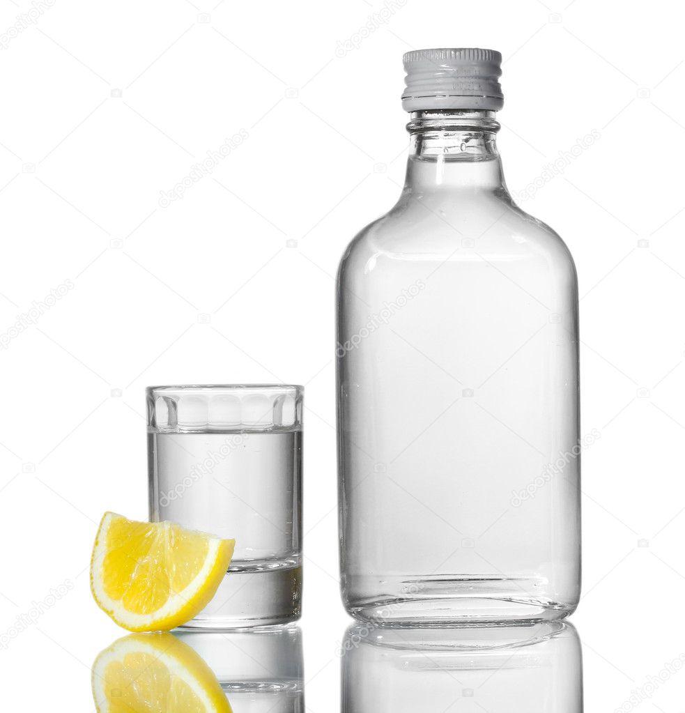фото бутылка водки