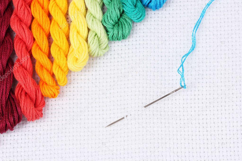 Картинки ниток для вышивания