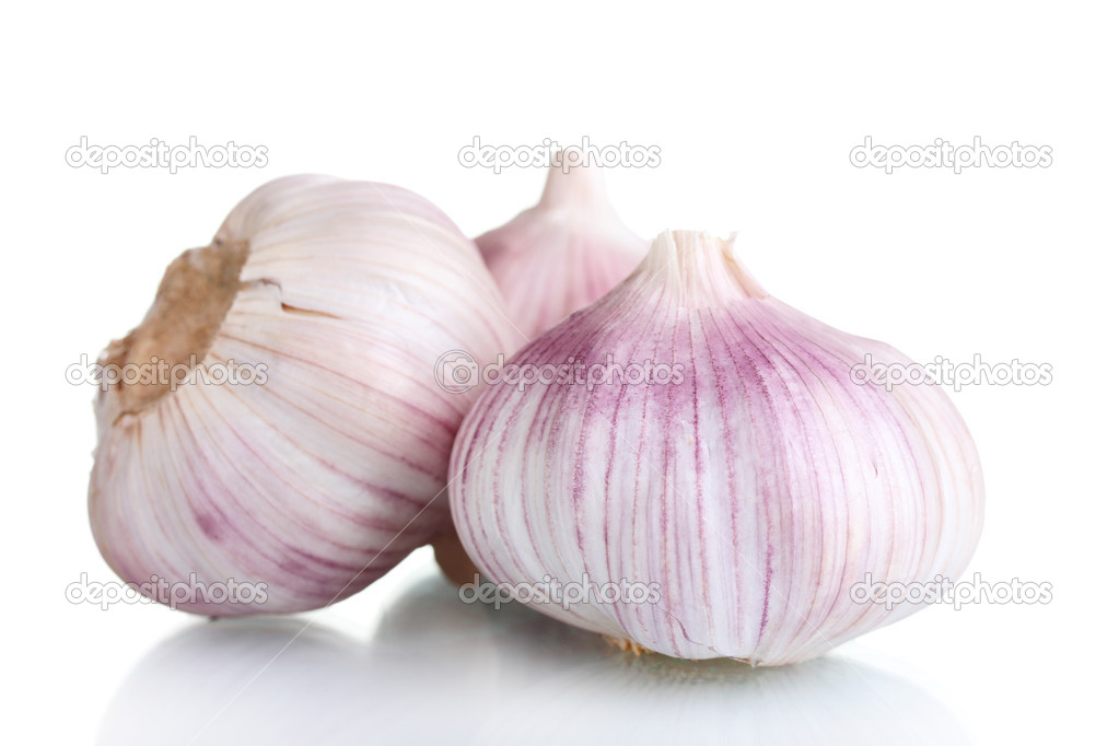 garlic as an alternative component on