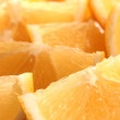 Stock Photo: Freshly sliced lemons closeup
