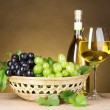 Grapes & wine — Stock Photo #8328916