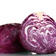 Sliced red cabbage — Stock Photo