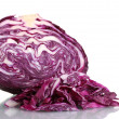 Sliced red cabbage — Stock Photo #9056021