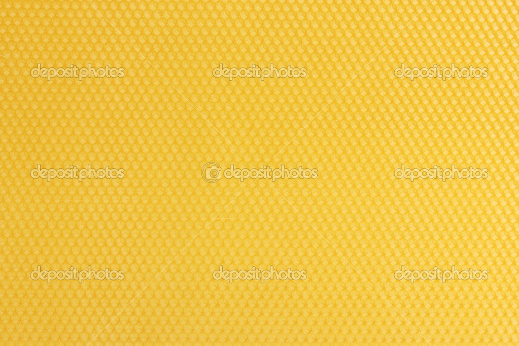 Yellow beautiful honeycomb background — Stock Photo #9056512