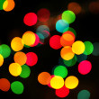Christmas decorations close up - Stock Photo