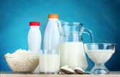 Milk products — Stock Photo