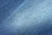 Mavi jeans doku — Stok fotoğraf