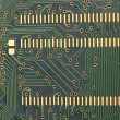 Stock Photo: Modern electronic board close-up