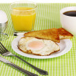Classical breakfast — Stockfoto #9475238
