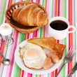 Classical breakfast — Stockfoto #9493791