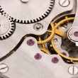 klok mechanisme close-up — Stockfoto