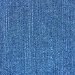 Blue jeans texture — Stock Photo #9561485
