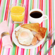 Classical breakfast — Foto Stock #9583189