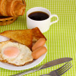 Classical breakfast — Foto Stock #9694535