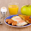 Foto de Stock  : Classical breakfast