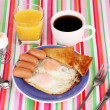 Classical breakfast — 图库照片 #9949869