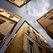 Stock Photo: Narrow Streets of Montpellier
