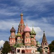 Saint Basil Cathedral, Moscow - Stock Photo