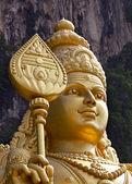 Murugan statue at the Batu Caves, Kuala Lumpur — Stock Photo