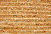 Кирпичная стена. — Стоковое фото
