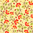 Flower seamless pattern — 图库矢量图片