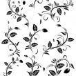 Collect flower border — Stockvector #8004162