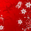 Floral background — Vector de stock #8548894
