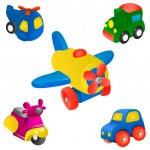 Toy set — Stock Vector
